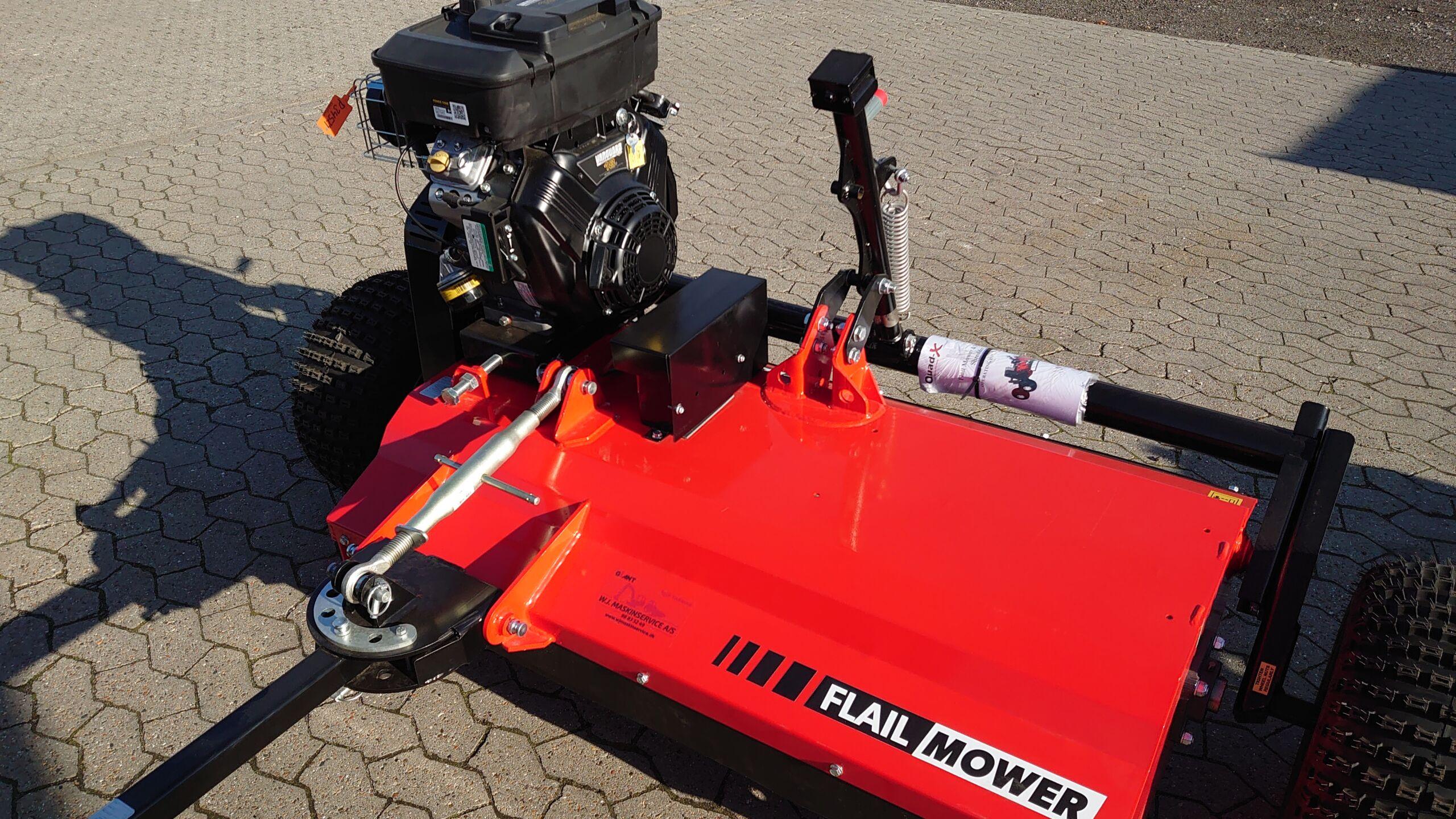 QUARD-X ATV 130 Cm. Slagleklipper