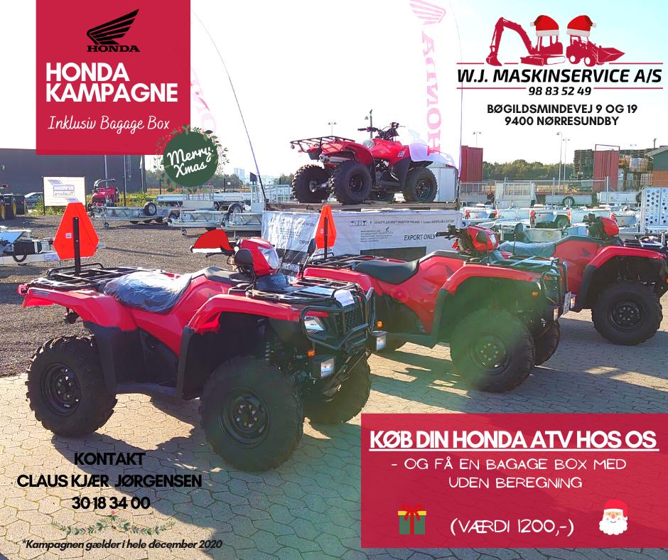 Honda dec kampagne