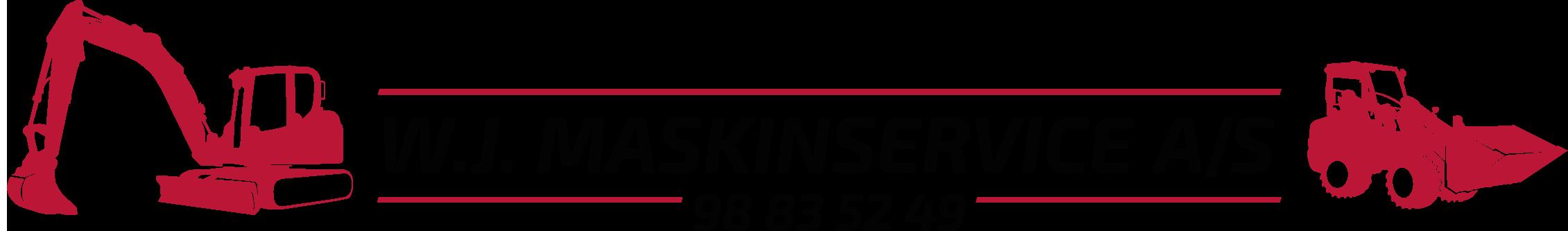 W.J. Maskinservice A/S