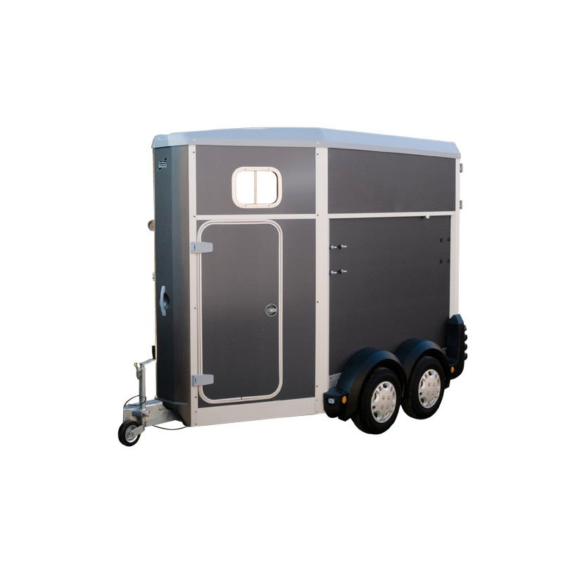Ifor Williams HB403 Premium Hestetrailer