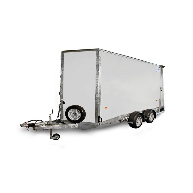 Ifor Williams BV106 Kassetrailer