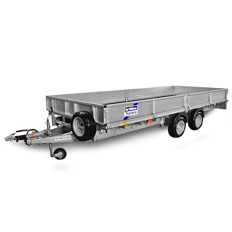 Ifor Williams LM186 Ladtrailer