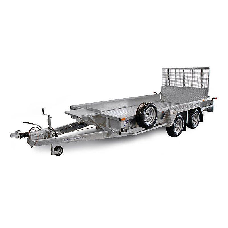 Ifor Williams GP146 Maskintrailer