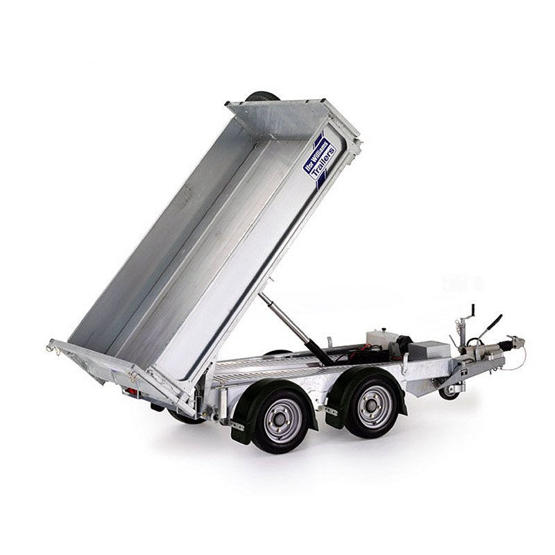 Ifor Williams TT2515 Tiptrailer