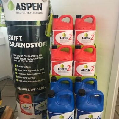 ASPEN Brændstof