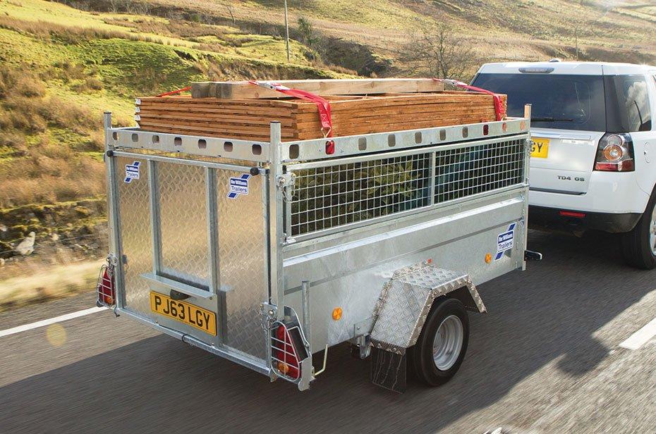 Ladtrailer (under 1.000 kg)